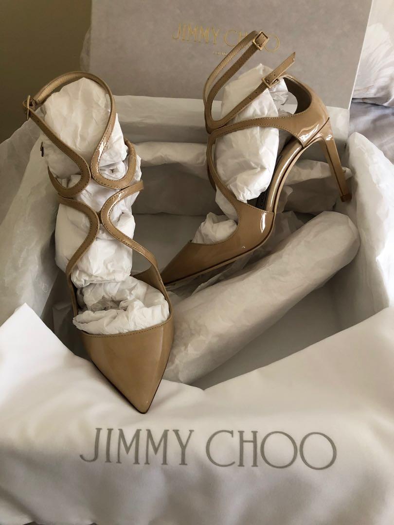 Jimmy Choo Lancer high heels, new 100%