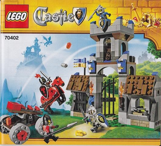 Lego Castle 70402 Toys Games Bricks Figurines On Carousell