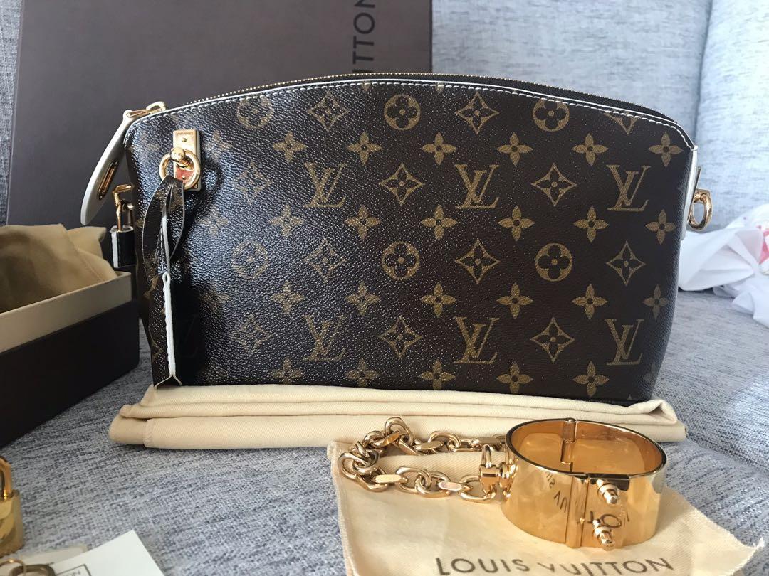 Louis Vuitton Limited Handbag by runway