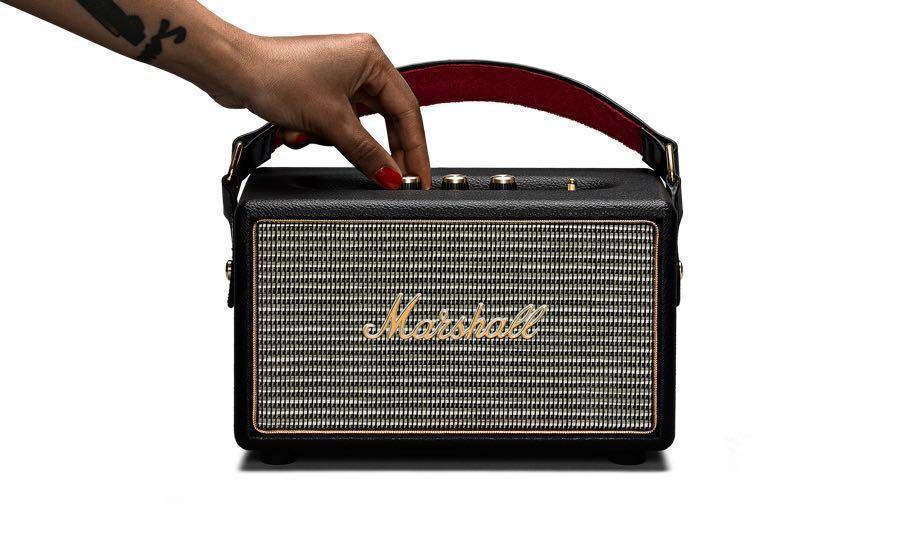 Marshall Kilburn Speaker (Bluetooth-enabled)