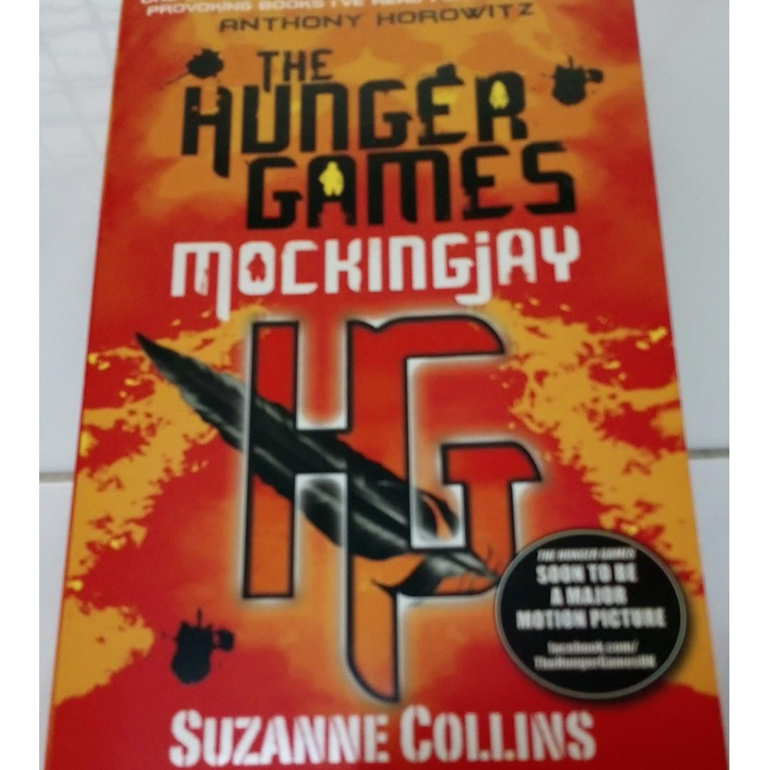 Mockingjay The Hunger Games 3 By Suzanne Collins Books
