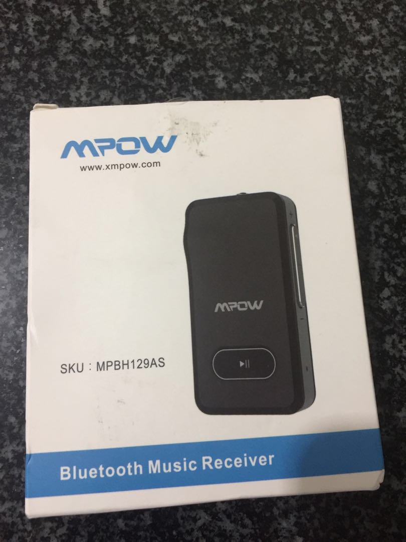 MPOW Bluetooth Music Receiver
