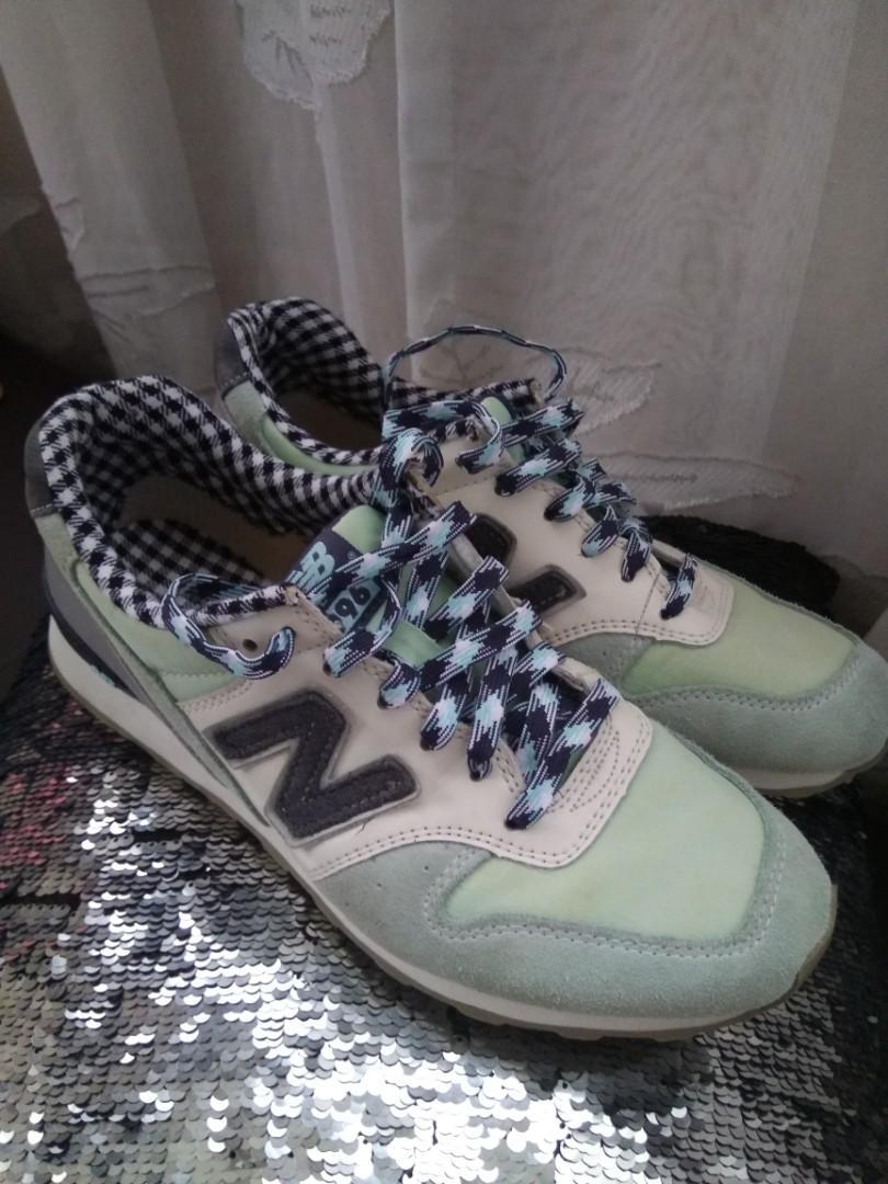 info for a578b e8c4d New Balance 996 mint green on Carousell