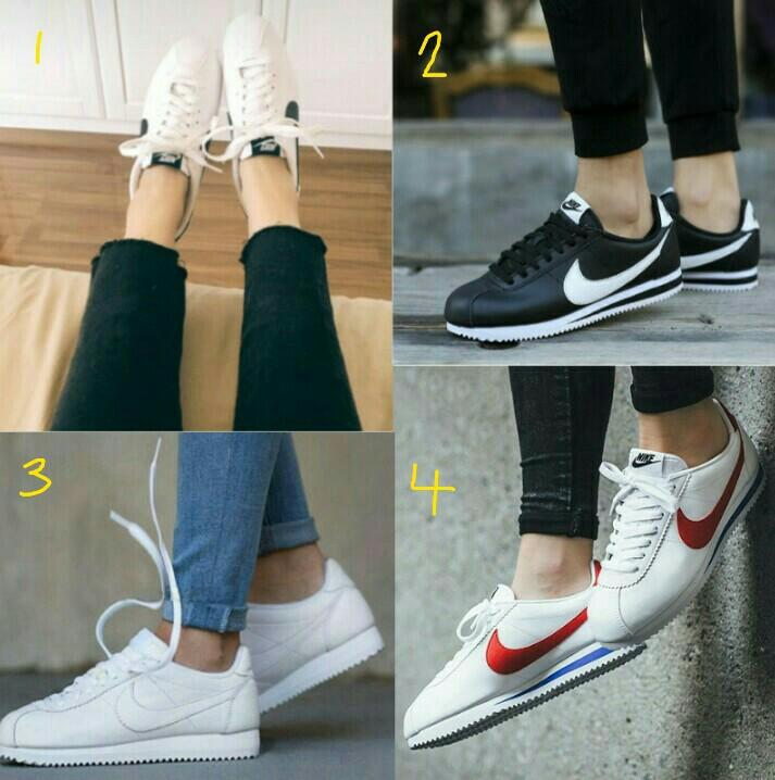 new arrival e3132 7ccc2 Nike Cortez, Women's Fashion, Shoes, Sneakers on Carousell