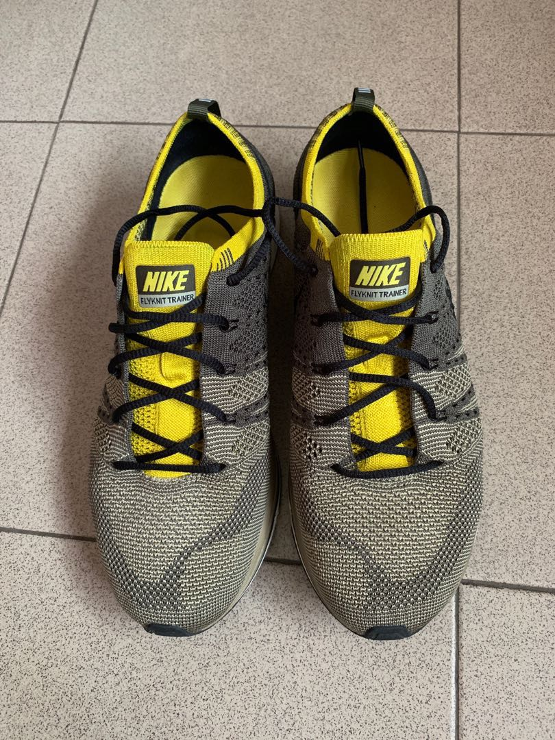 f3a5a8ce2a97 Nike Flyknit Trainers