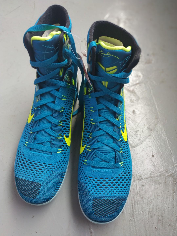 78d167b3cf8c Nike Kobe 9 IX Elite Perspective Blue size us 11 with tag