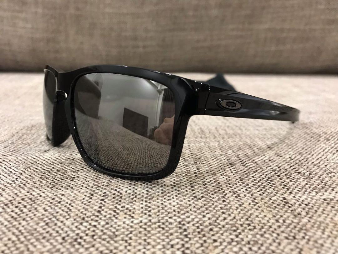 13decd59a6234 Oakley™ SLIVER Asian Fit (Polished Black Prizm Black Polarized ...