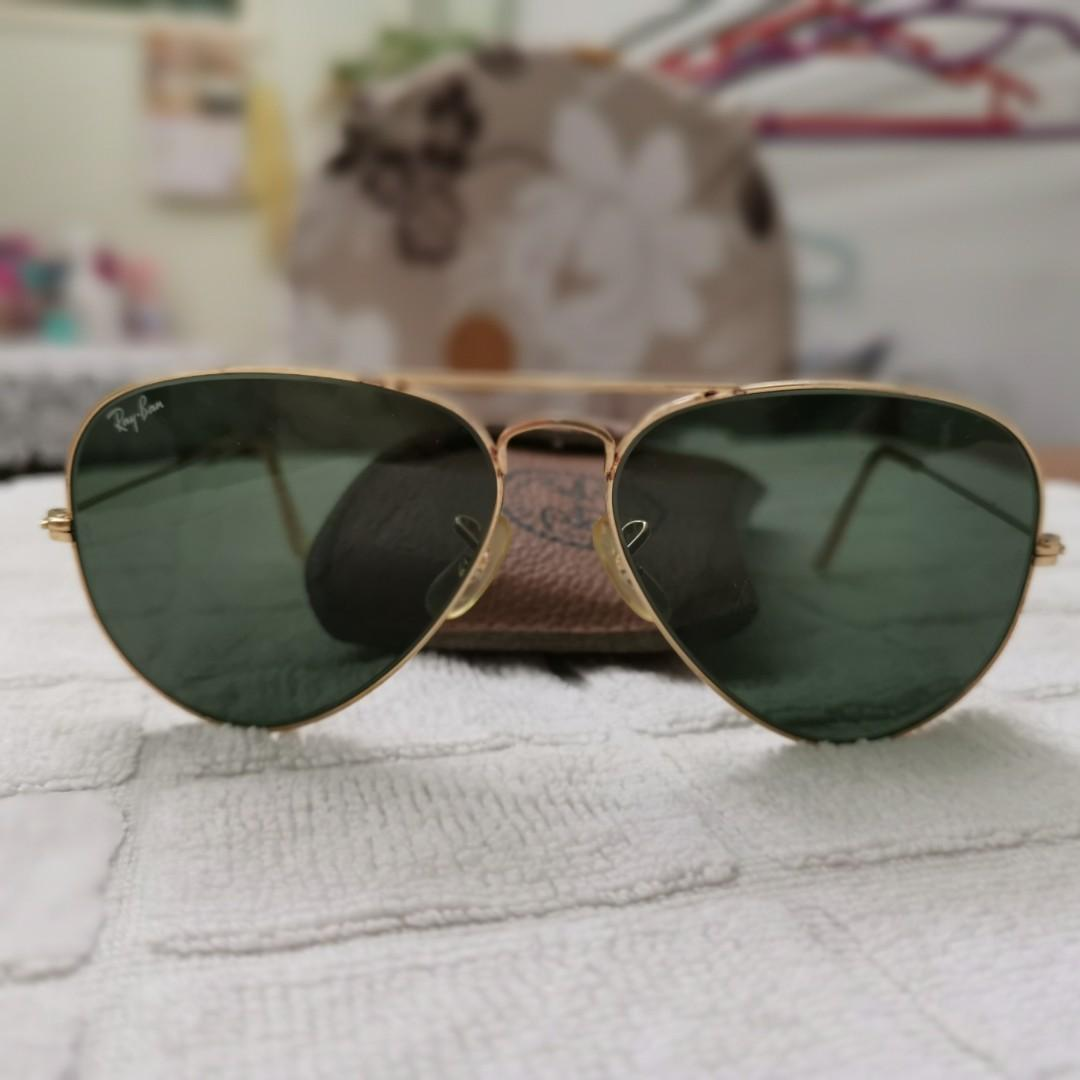 ray ban aviator made in usa