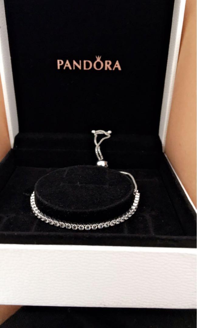 Pandora Diamond Bracelet