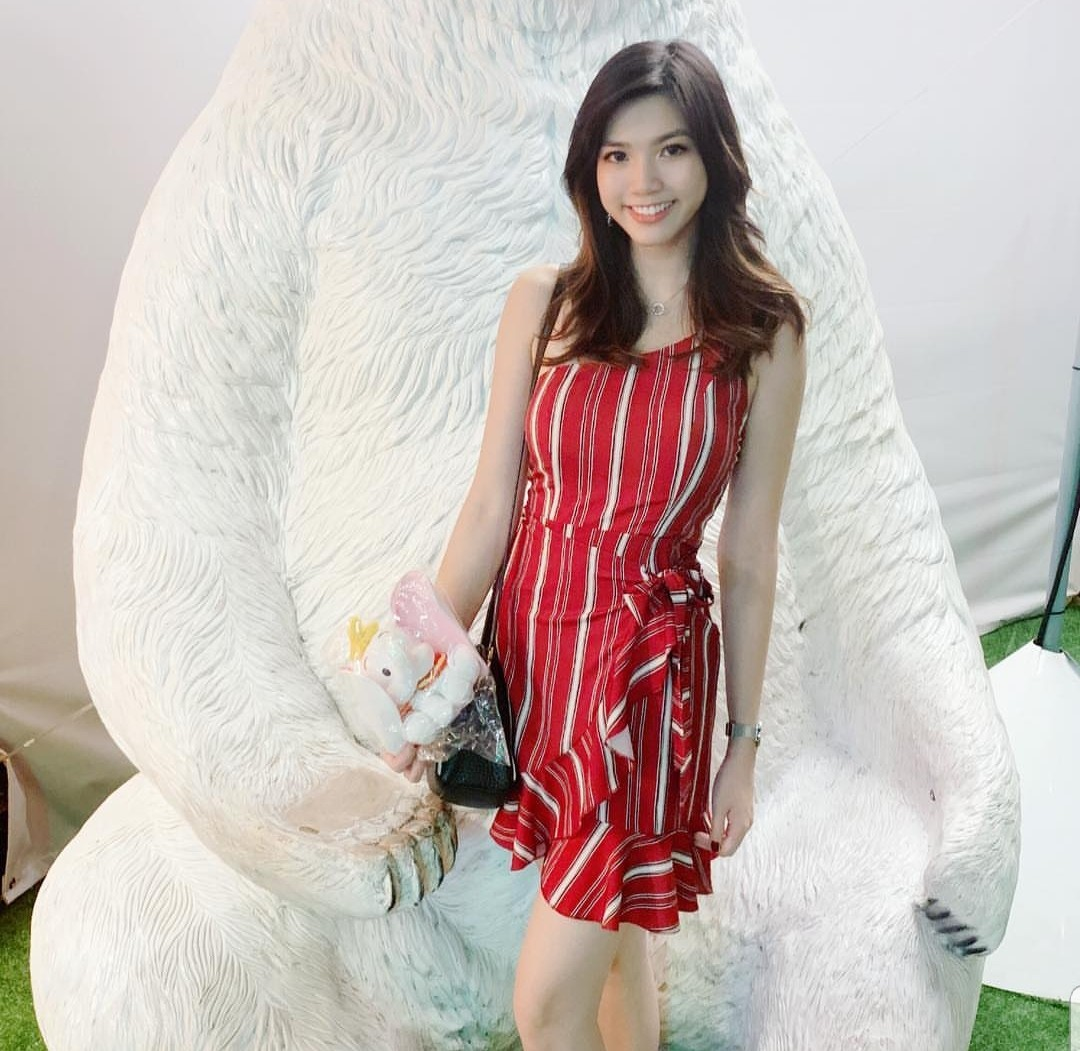 3534c6d23c5 PO• Carrino Sexy Red dress