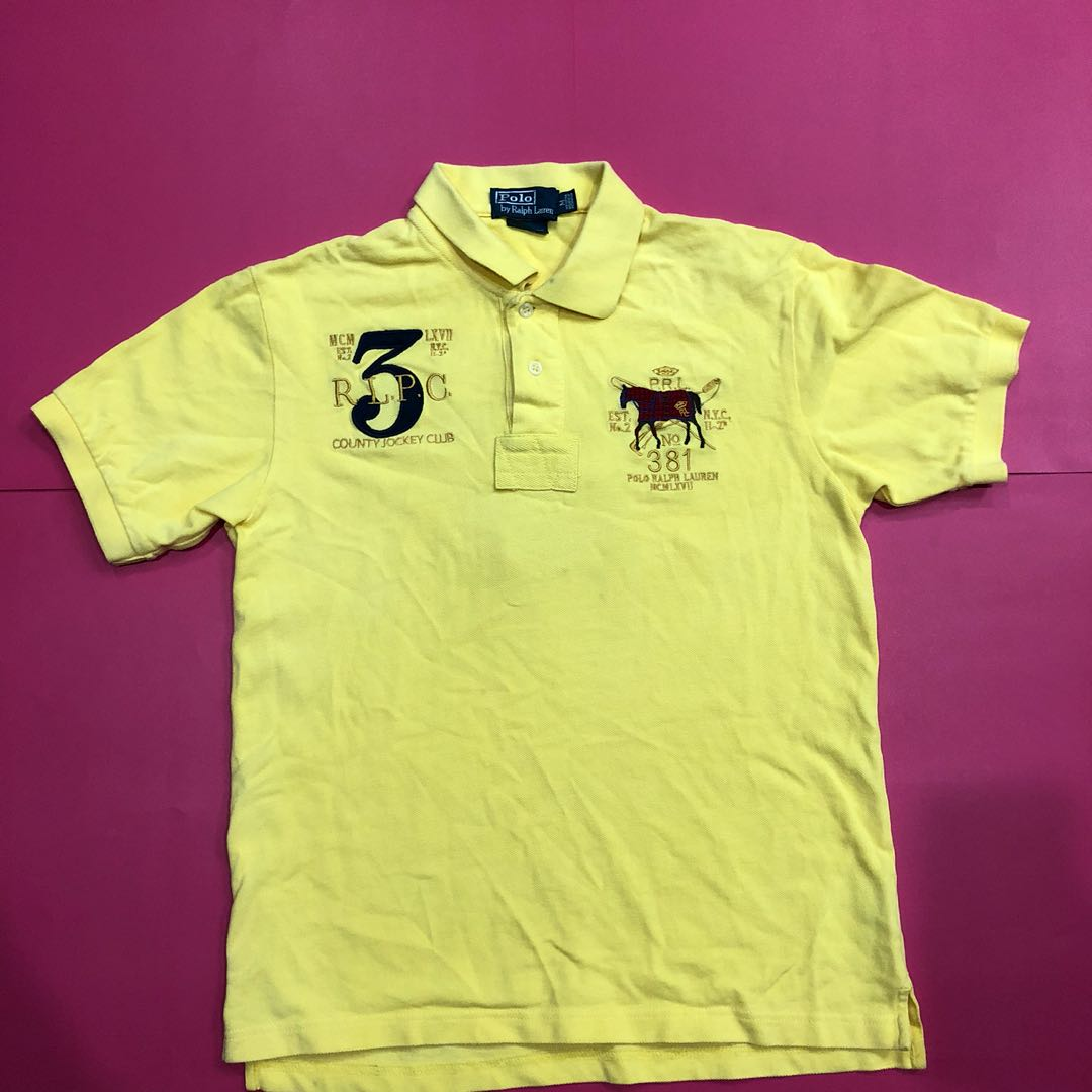 868d6bdf Ralph lauren vintage polo shirt, Men's Fashion, Clothes, Tops on ...