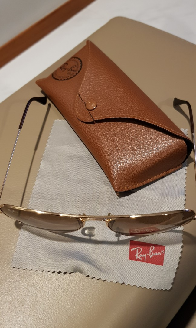94917477570 Ray-Ban Rb3025 Aviator Large Metal 001 51 58014 2n. Made in Italy ...