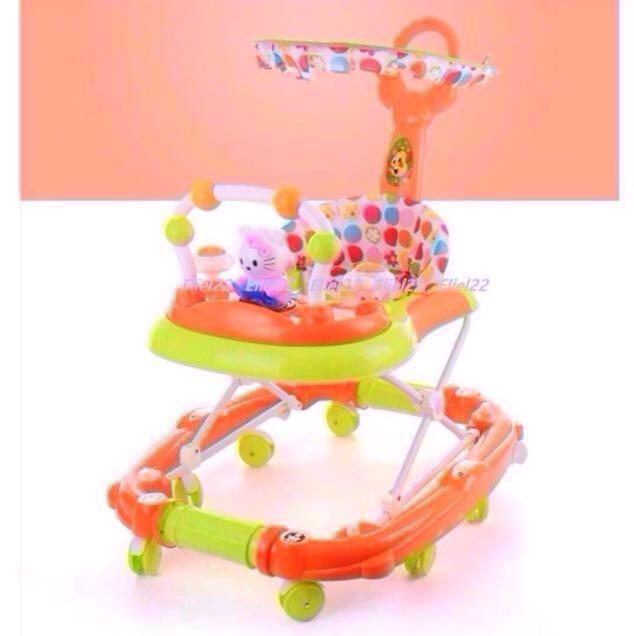 Ready Stocks - Baby Walker with Music & Toys
