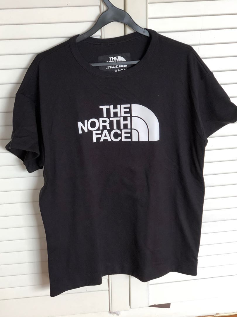 24adfe410 Sacai x the north face size XL, Men's Fashion, Clothes, Tops on ...