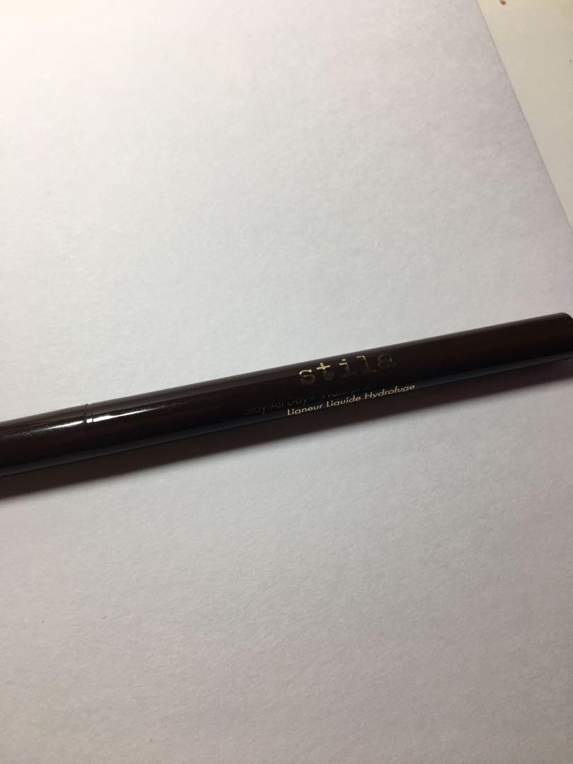 Stila - stay all day liquid eyeliner (dark brown)