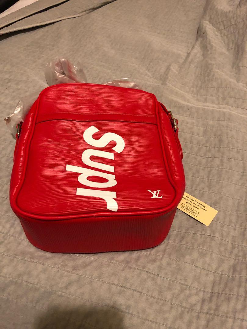 Supreme x Louis Vuitton bag