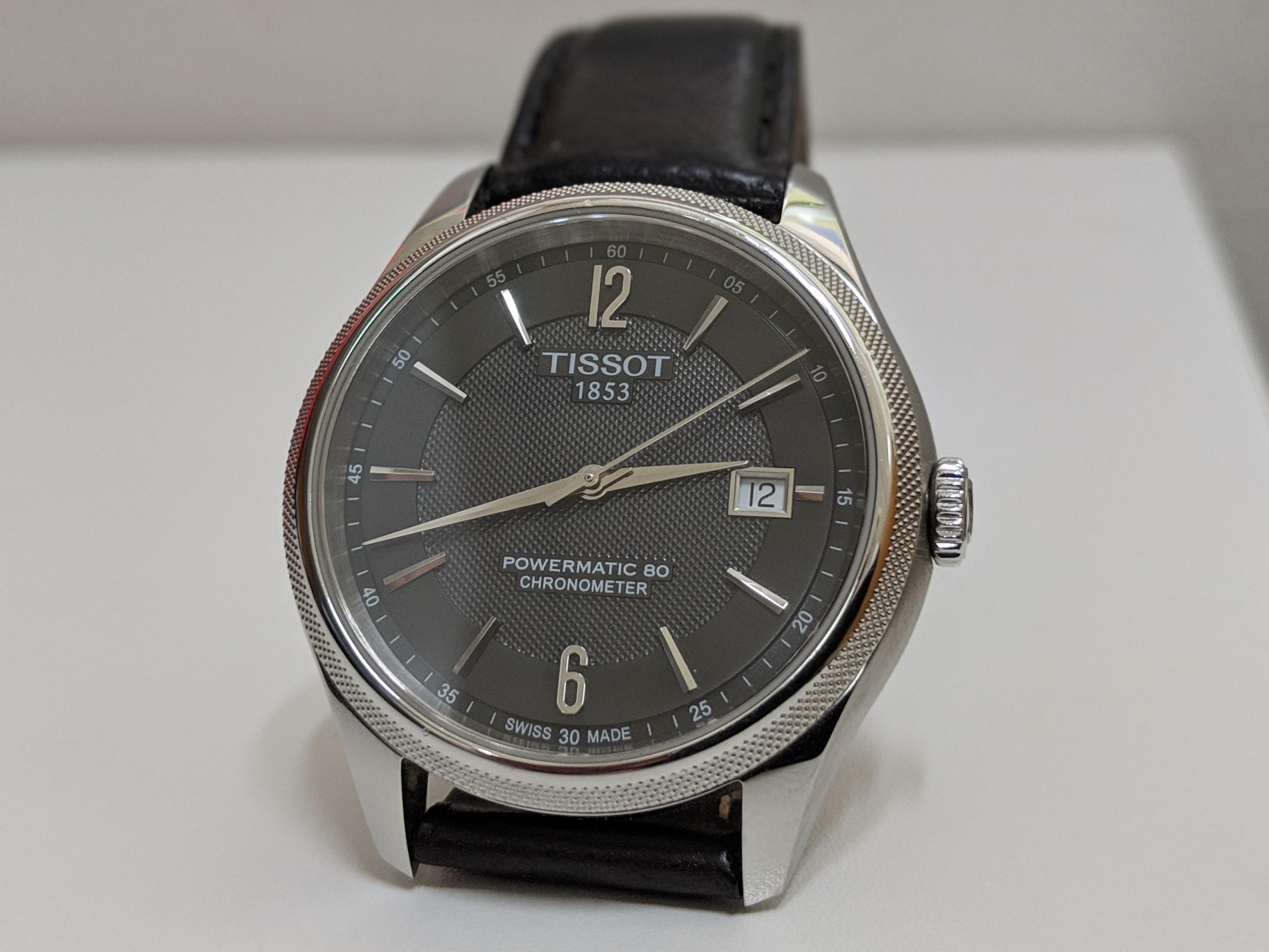 a23138d0140 Tissot Ballade Powermatic 80 Chronometer