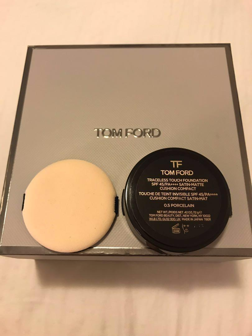 Tom Ford Traceless Touch Cushion Foundation SPF45 - Refill 0.5 Porcelain