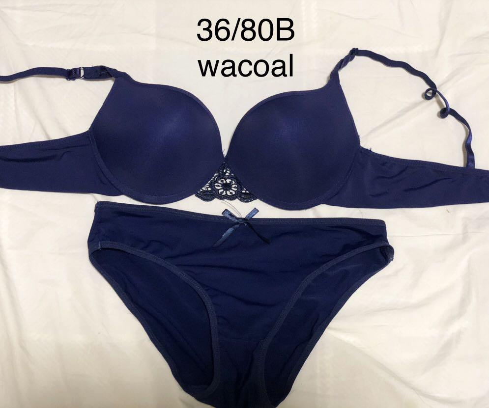 d025af8c91672 Wacoal bra set   push up