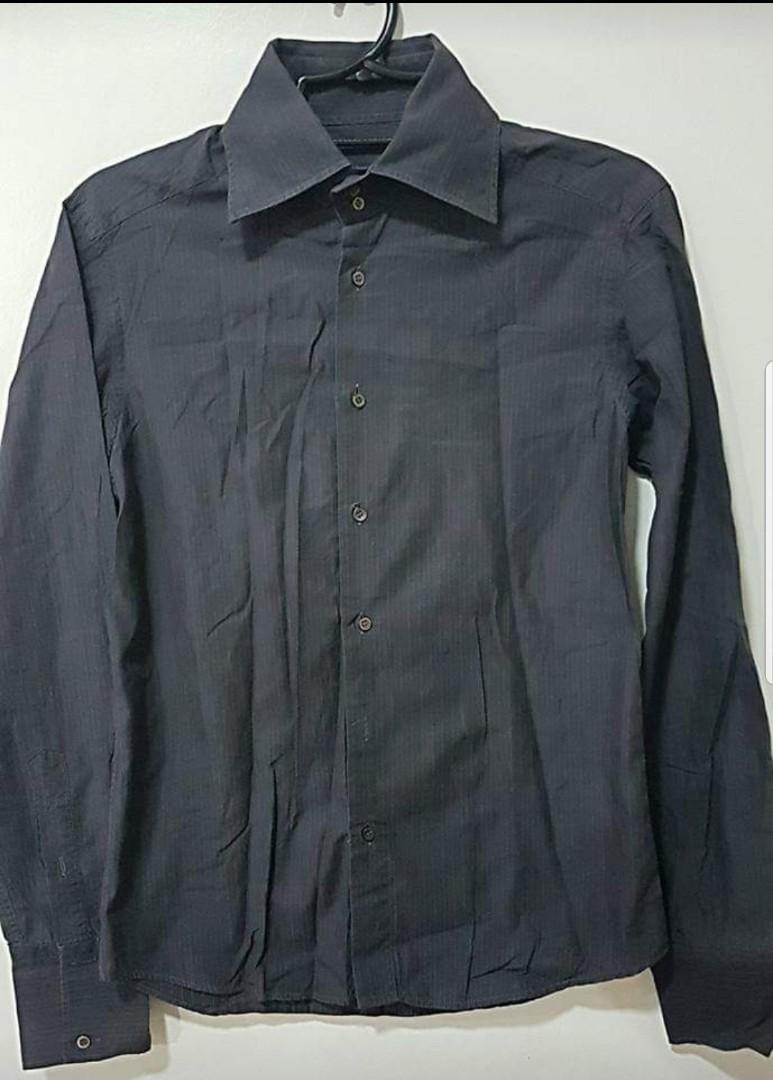 162e2f70 ZARA men's striped polo shirt, Men's Fashion, Clothes, Tops on Carousell