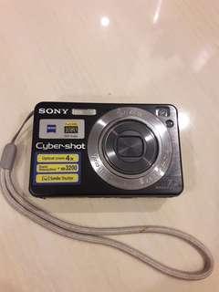 Camera Sony DSC W-120 black