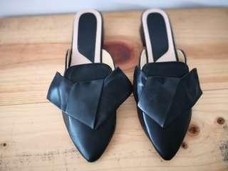 🚚 Brand New Leather Stylish Mule