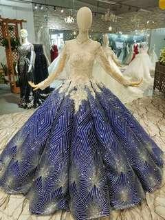 Bridal Gown / Wedding Gown / Wedding Dress