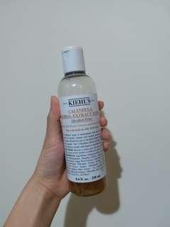 Kiehl's 金盞花爽膚水 calendula herbal extract alcohol-free toner