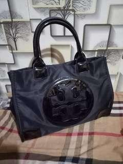 Black tory burch large bag