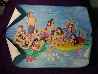 TWICE SUMMER NIGHTS POSTERS