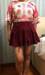 Fit Flare Skirt (IN STOCK)