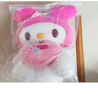 My Melody doll with Heart