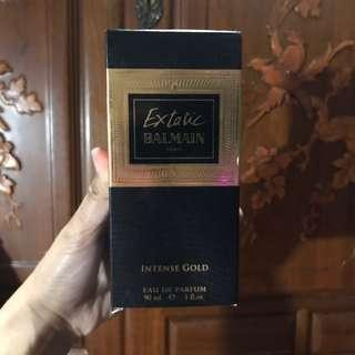 Extatic Balmain Intense Gold Perfume