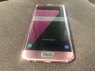 samsung galaxy s7 edge 32gb rosegold