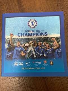 Chelsea 2017 tour of the champions