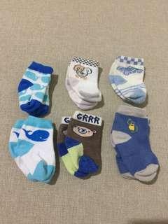 Take All - Baby Socks