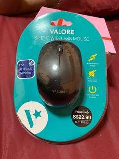 Valore Silent Wireless Mouse