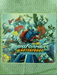 Transformer Masterforce The Movie Vol1-42 End