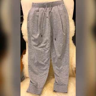 Uniqlo AIRism 灰色 優閒褲 運動褲 AIRism Grey sweatpants yoga pants exercise gym home clothes
