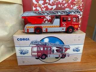 Fire Engine Diecast (Aerial Ladder)