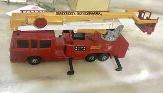 Fire Engine Simon Snorkel