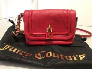 Authentic juicy couture sling bag