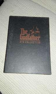 DVD-The Godfather Collection