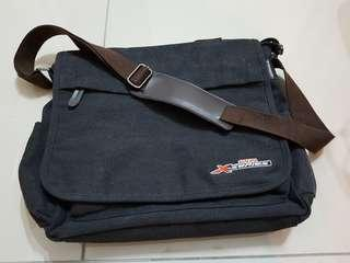 Sling bag with Isuzu logo