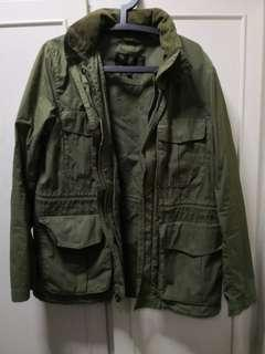 Barbour military M65 jacket