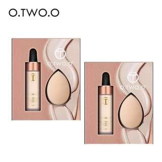O Two makeup set 8 in 1