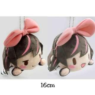🚚 Toreba Japan Kizuna Ai Lying Down Plush Toy