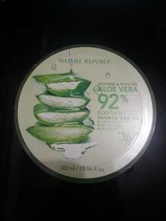Nature Republic Aloe Vera (NEW, ORIGINAL, SEGEL)
