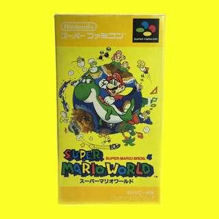 Super Mario Bros 4 (Super Mario World)