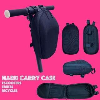 E-Scooter and Bicycle Hard Case Pouch
